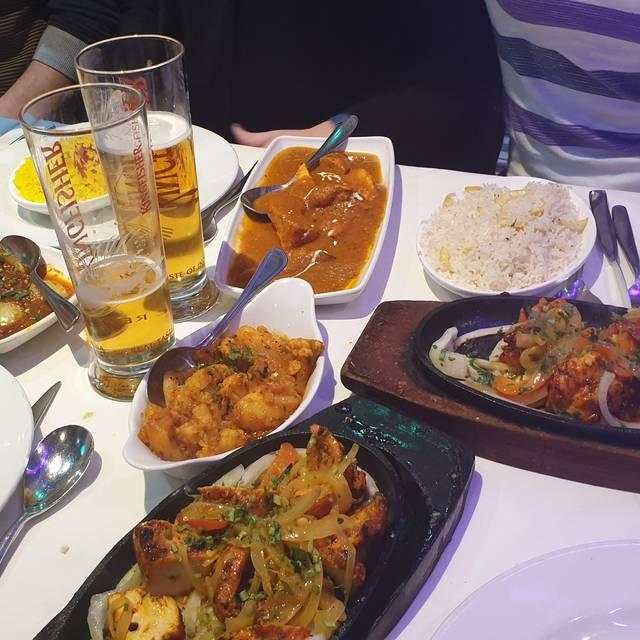 The Rajdoot Indian Restaurant, London
