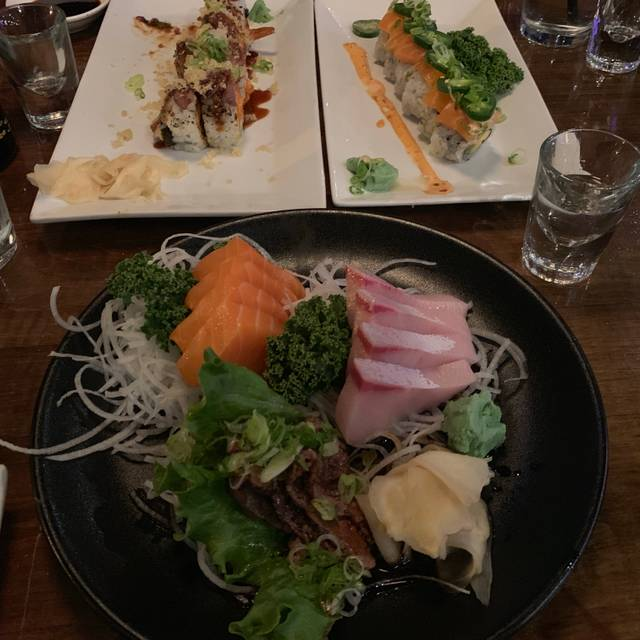 Nikko Japanese Restaurant, Charlotte, NC