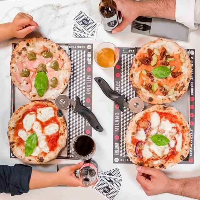 Foto Prodotto Briscola - Briscola Pizza Society - Duomo, Milan, Milan