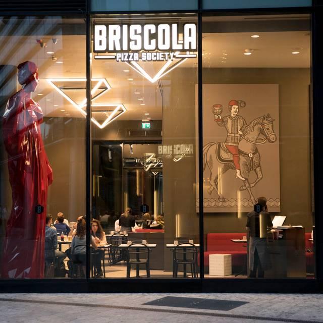 Briscola Pizza Society - Porta Nuova, Milan, Milan