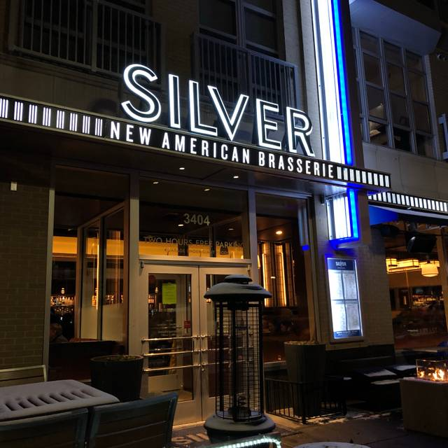 Silver - Cathedral Commons, Washington, DC