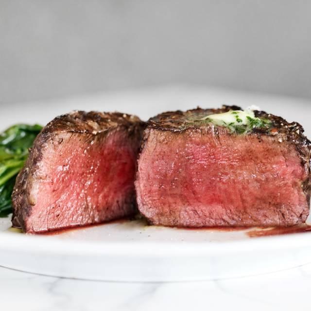 Filet Mignon - Paul Martin's American Grill - Irvine, Irvine, CA