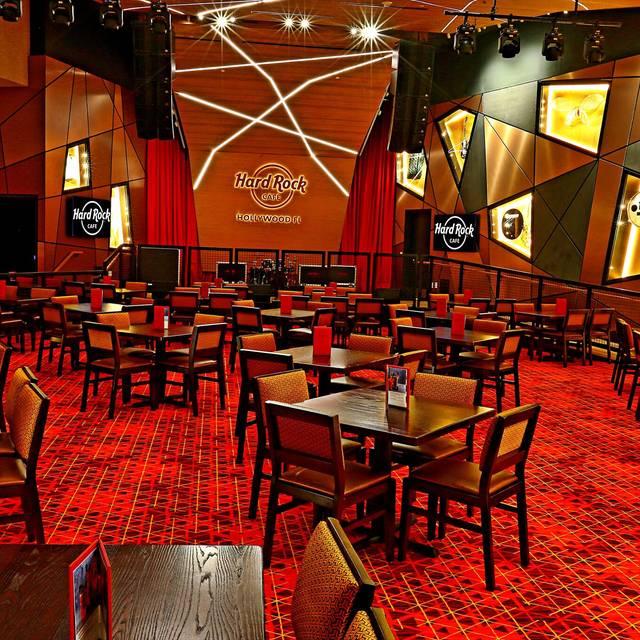Dining - Hard Rock Cafe - Hollywood FL, Hollywood, FL