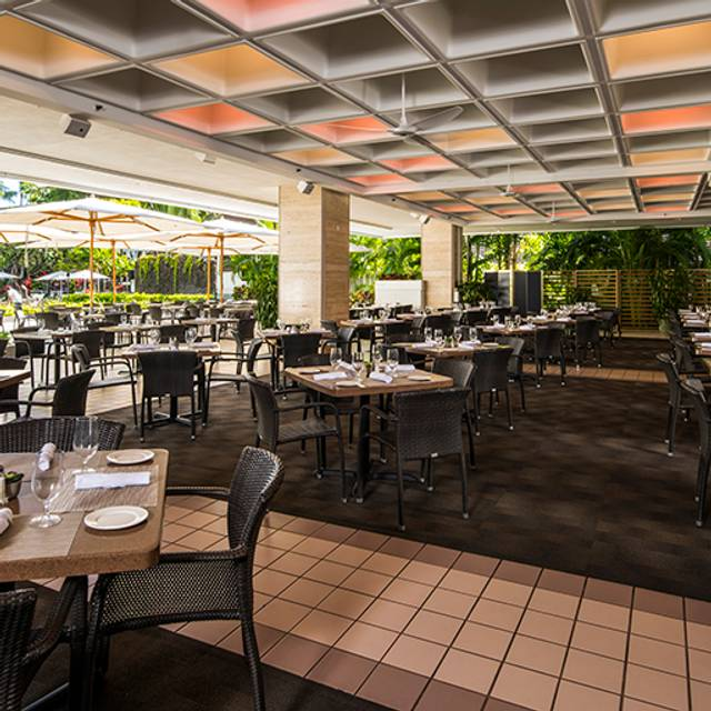 Pikake Terrace - Sheraton Princess Kaiulani Hotel, Honolulu, HI