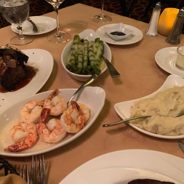 Ruthie's Steak & Seafood at Grand Falls Casino & Golf Resort, Larchwood, IA