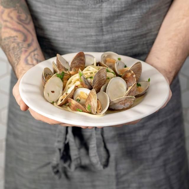 Op Italian Spaghetti+clams Lr - OP Italian, Indianapolis, IN