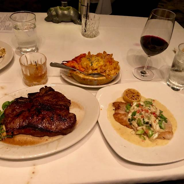 Morton's The Steakhouse - Biloxi, Biloxi, MS