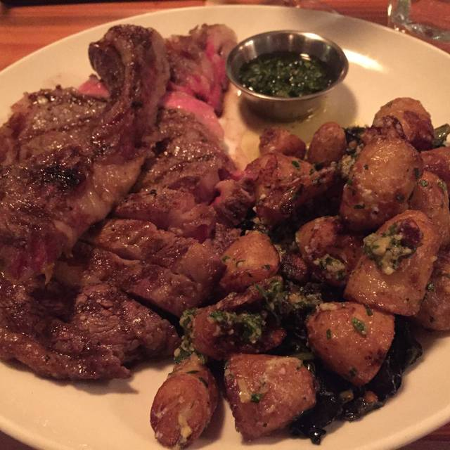 Creekwood Restaurant, Berkeley, CA