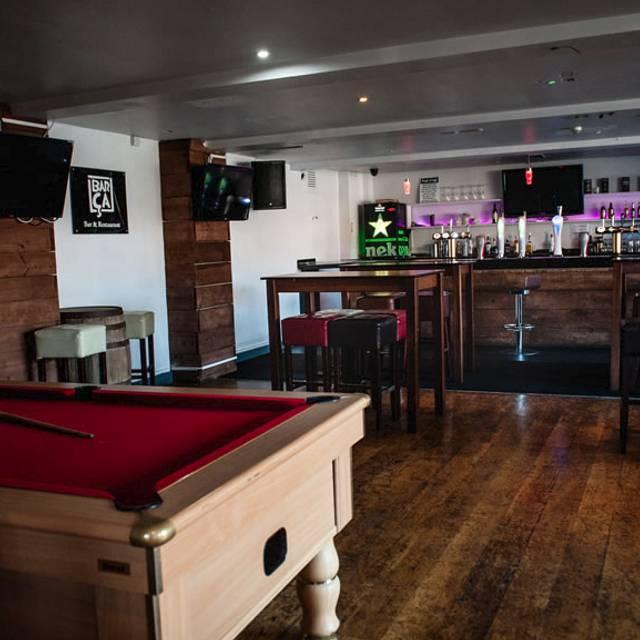 Barca Bar, Manchester