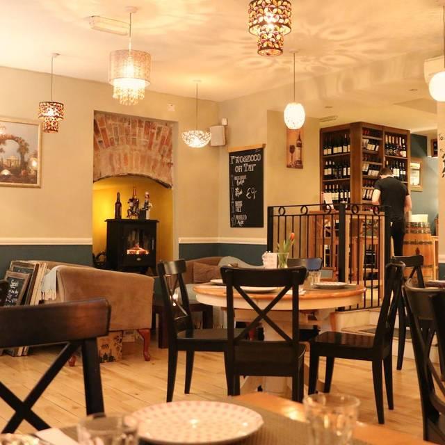 D'Vine Bistro & Tapas Bar, Drogheda, Co. LOUTH