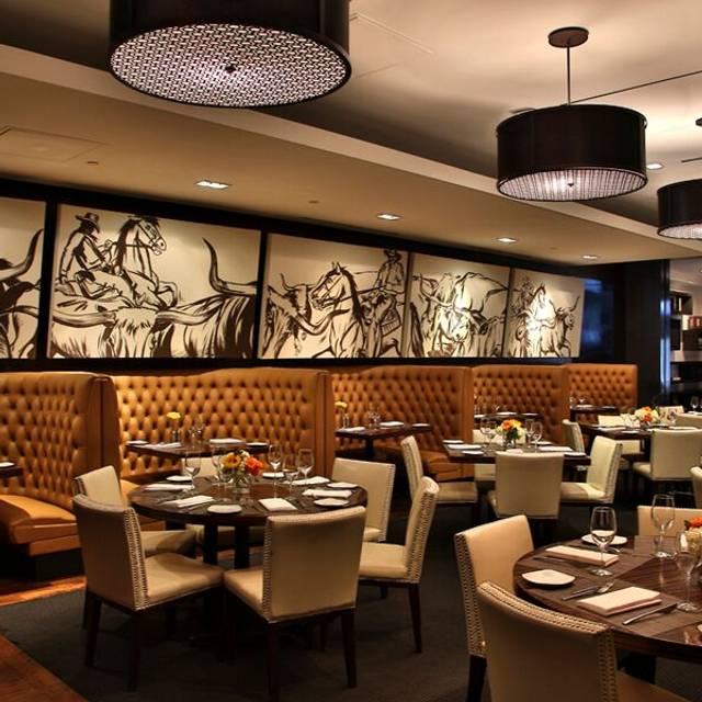 Main Dining - Dallas Chop House, Dallas, TX