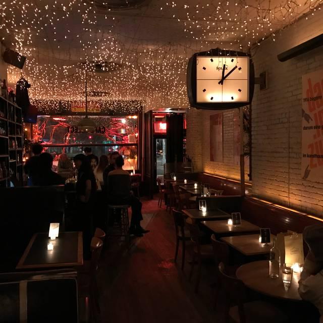 Cafe Select, New York, NY