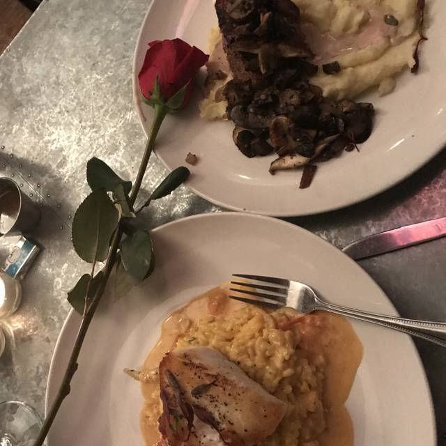 Jimmy V's Osteria + Bar - Downtown Raleigh, Raleigh, NC