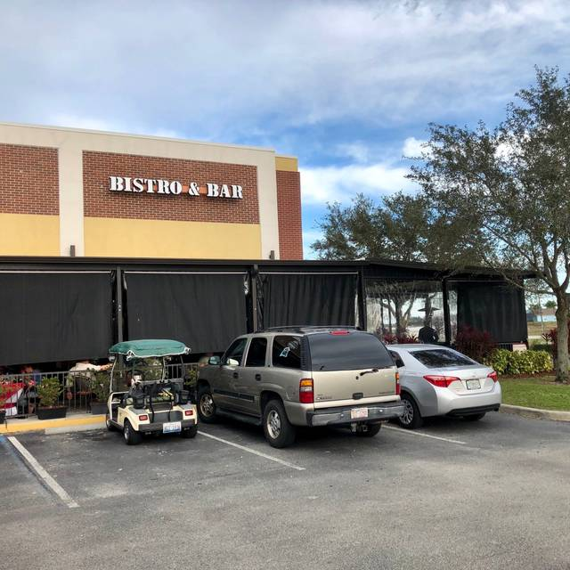 Ovation Bistro & Bar - Davenport - PRIORITY SEATING, Davenport, FL