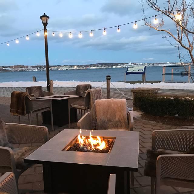 Sea Smoke Restaurant, Halifax, NS