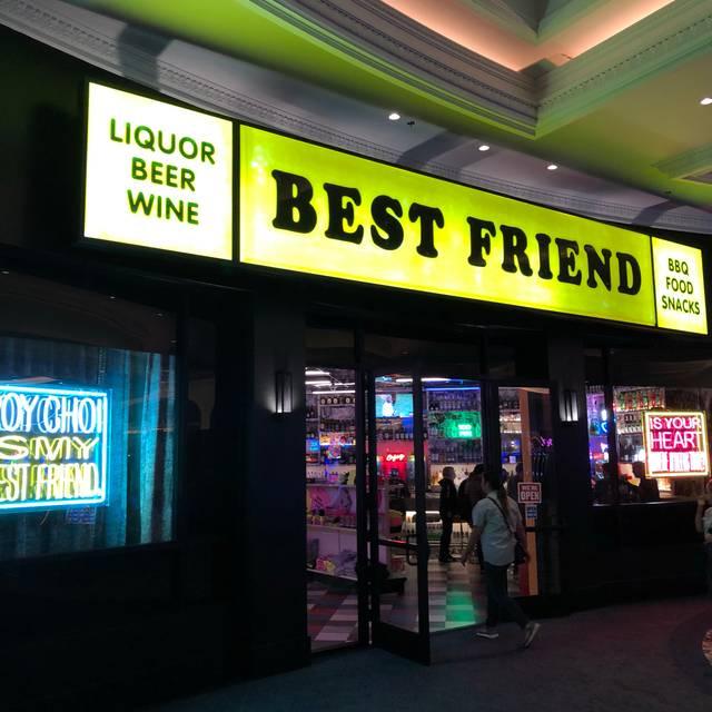 Best Friend - Park MGM, Las Vegas, NV
