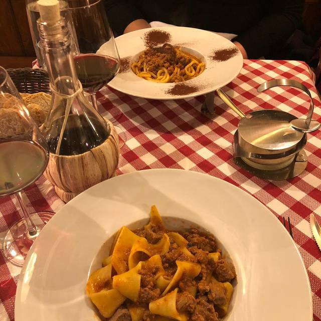 Lo Scudo Wine and Grill, Florence, Florence