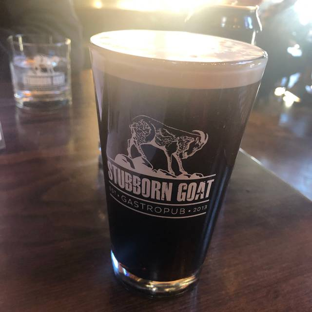 The Stubborn Goat Gastropub, Halifax, NS
