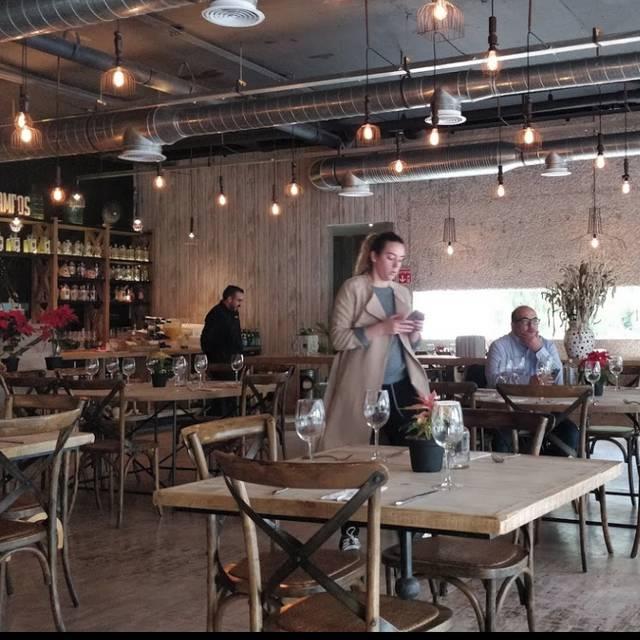Restaurante Tamayo, Ciudad de México, CDMX