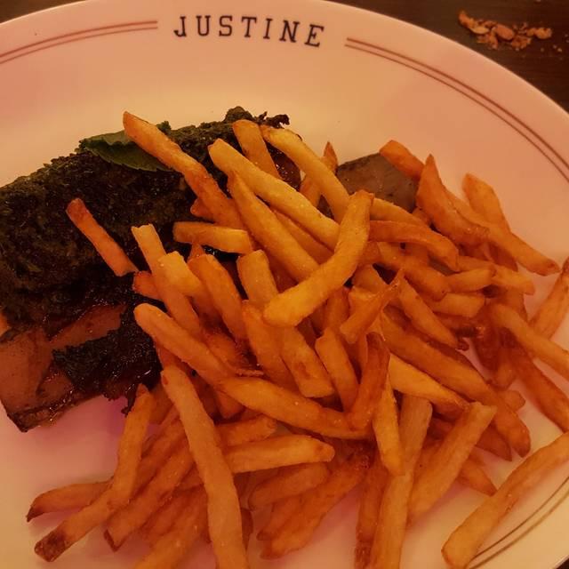 Justine, New Orleans, LA
