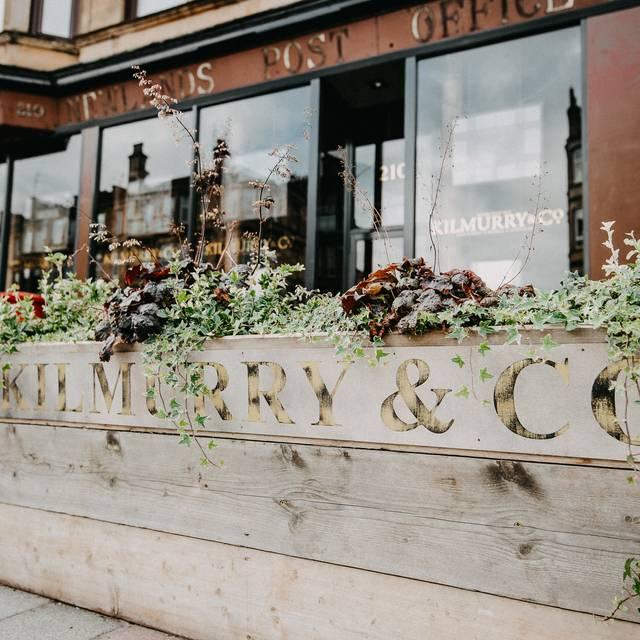 Killmurry and co, Glasgow