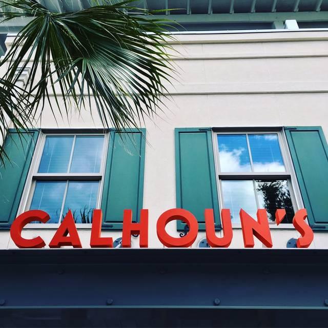 Calhoun Street Tavern, Bluffton, SC