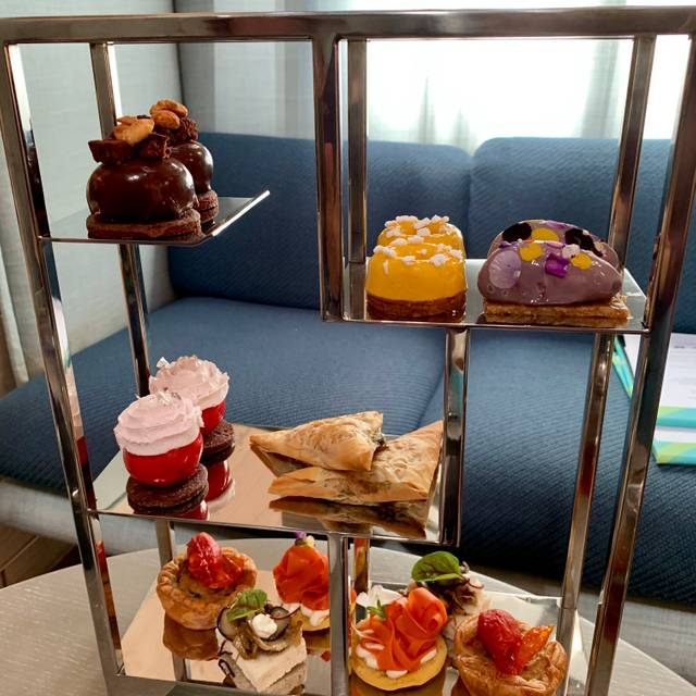 High Tea at the Alibi- Ovolo, Woolloomooloo, AU-NSW