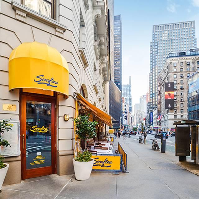 Serafina Broadway, New York, NY