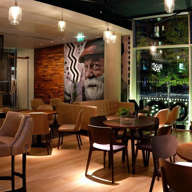 The Lock Kitchen & Bar - Double Tree by Hilton Leeds, Leeds, West Yorkshire