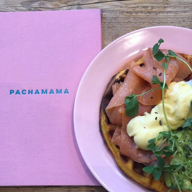 Pachamama East, London