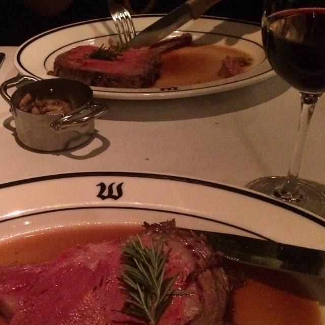 Weber's Restaurant, Ann Arbor, MI