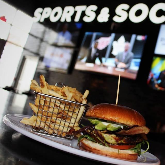 Detroit District - Sports & Social, Detroit, MN