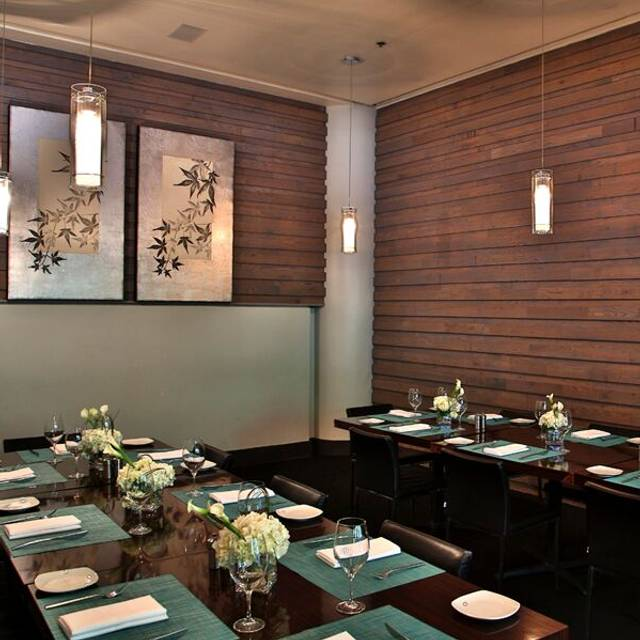 Private Dining - Sake Room - Dallas Fish Market, Dallas, TX