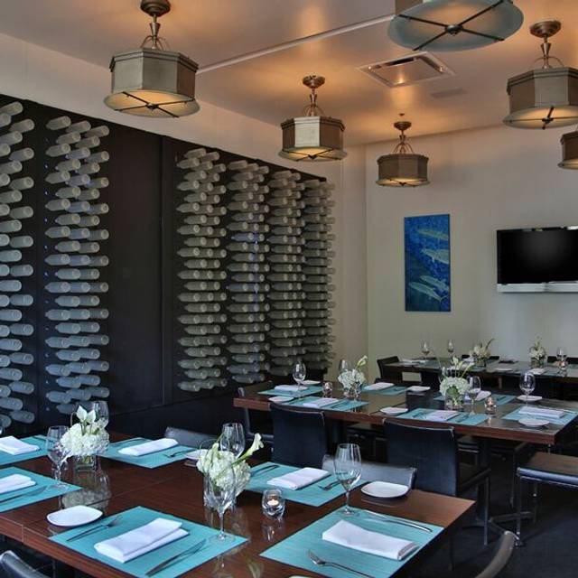 Private Dining - Wine Room - Dallas Fish Market, Dallas, TX
