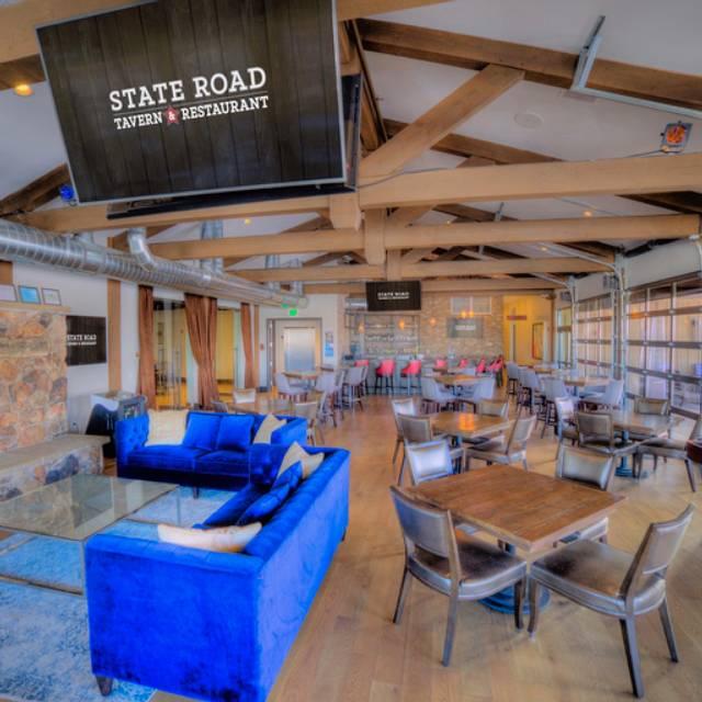 State Road Tavern Upstairs  - State Road Tavern & Restaurant, Kamas, UT