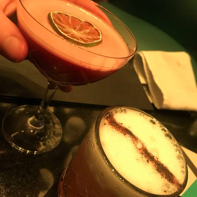 Xport bar & lounge - The Porter Hotel, Portland, OR
