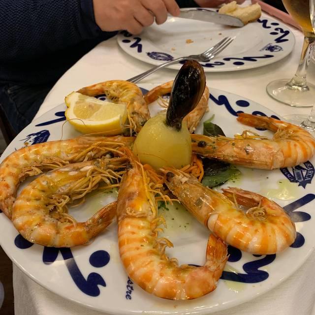 Restaurante Salamanca, Barcelona, Barcelona