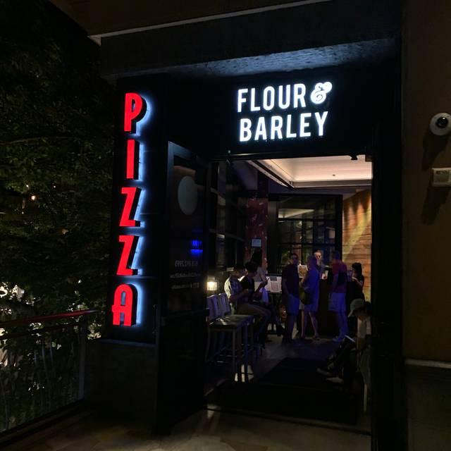 Flour & Barley – Brick Oven Pizza Waikiki, Honolulu, HI