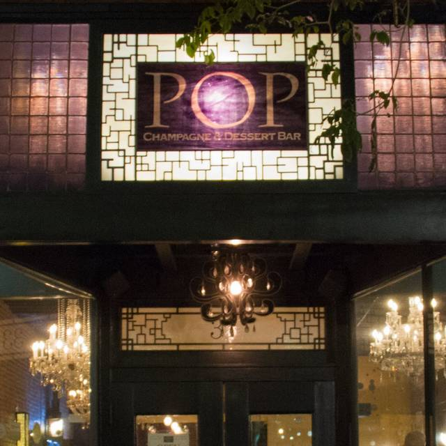 POP Champagne Bar & Restaurant, Pasadena, CA