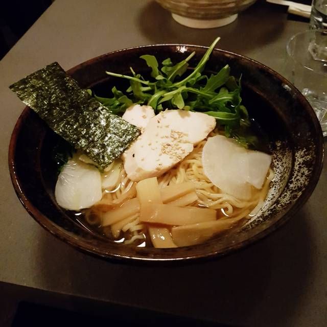 Boku Noodle Bar, Toronto, ON