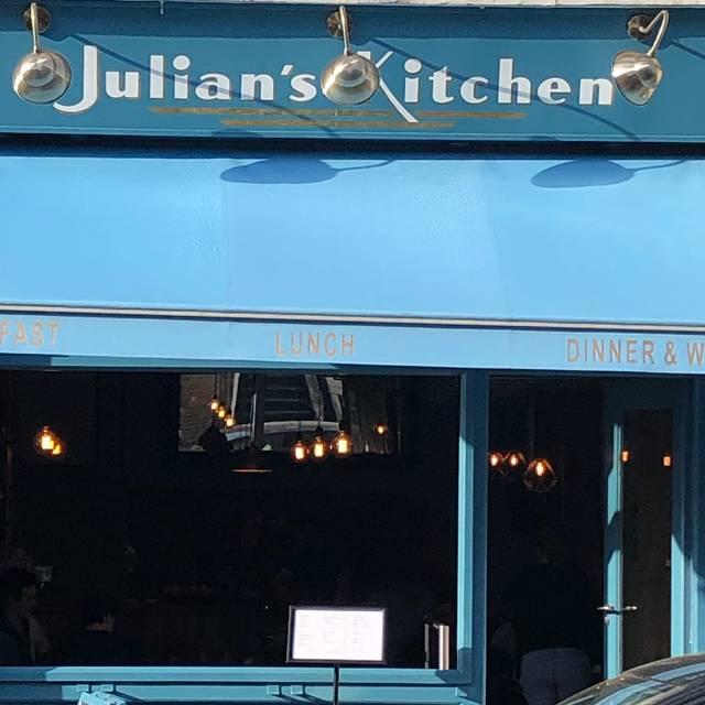 Image - Julian's Kitchen, London, England