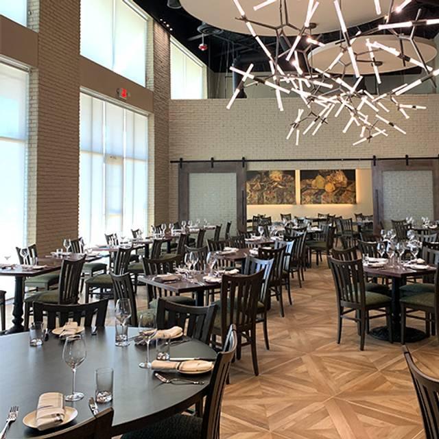 Dining Room - Aldo's Ristorante Italiano, San Antonio, TX