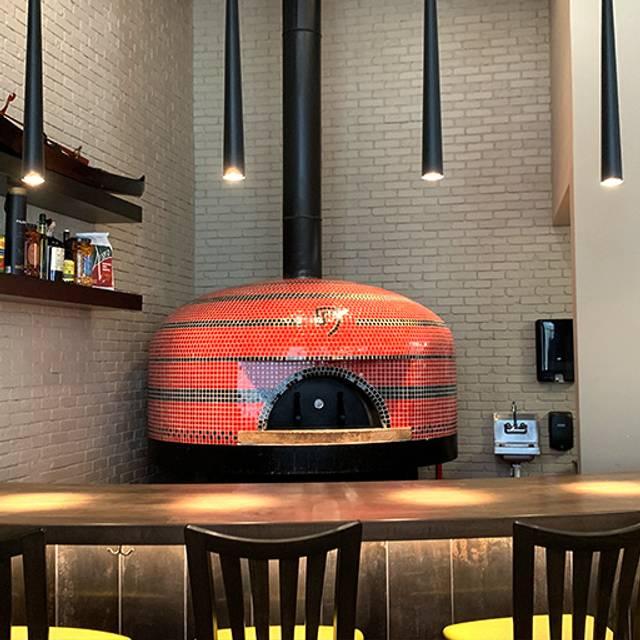 Wood-Fired Pizza Oven - Aldo's Ristorante Italiano, San Antonio, TX