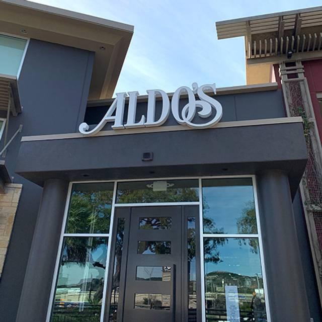 Exterior - Aldo's Ristorante Italiano, San Antonio, TX