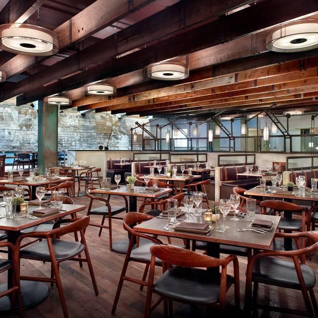 Mh Atlmq Sear Main Dining - SEAR, Atlanta, GA
