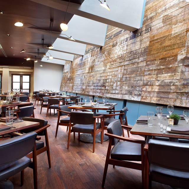 Mh Atlmq Sear Upper Dining - SEAR, Atlanta, GA