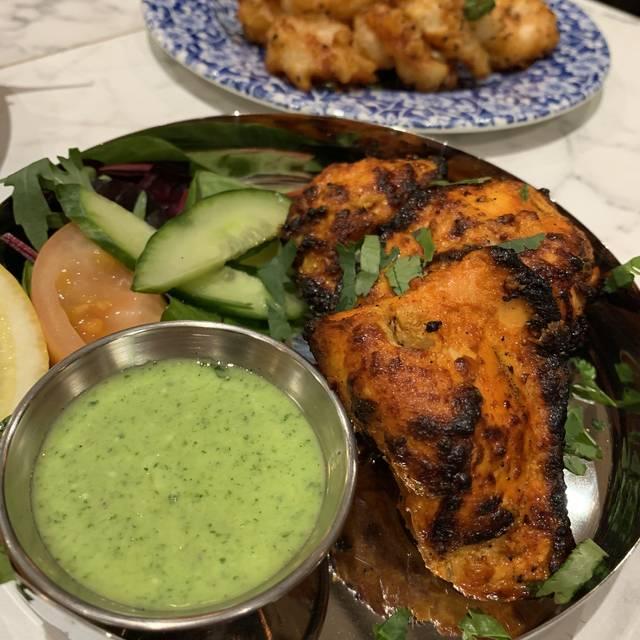 Zama Punjabi Restaurant, Hove, East Sussex