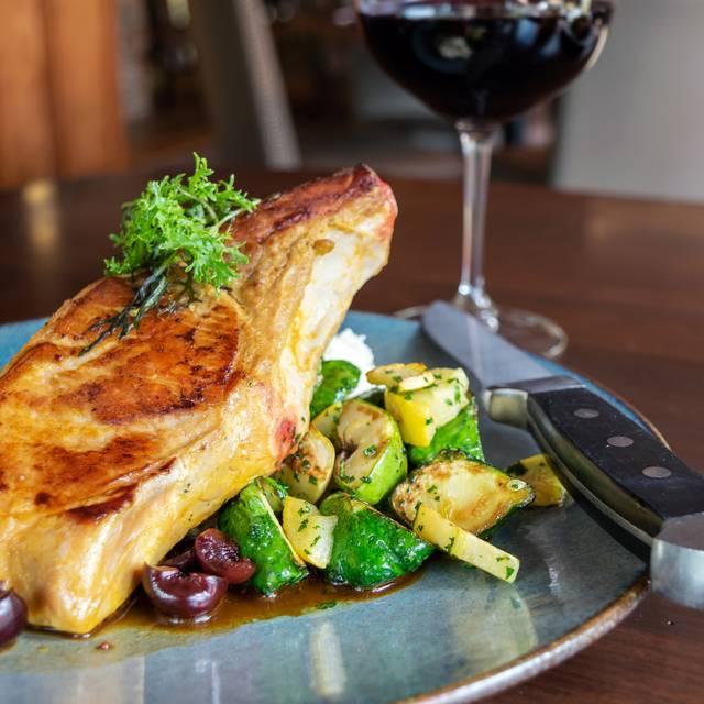 Pork-chop- - White Bison, Vail, CO