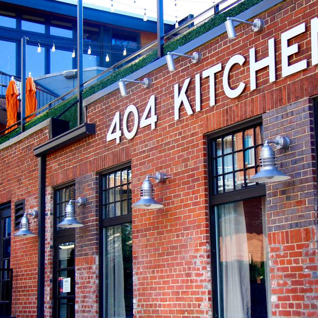 Exterior - 404 Kitchen, Nashville, TN