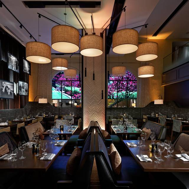 Main Dining - Lower - Montecito, Toronto, ON
